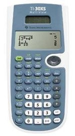 Calculator TI 30XS Mulitview