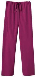 Scrub pant wine 3XL