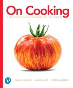 CUL 112 & 218: On Cooking:Textbook of Culinary Fundamentals