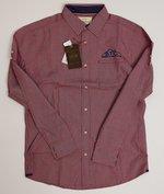 Vintage Mini Check Long Sleeve Shirt