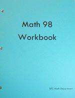 MATH 98: Workbook