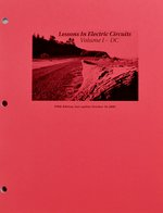 INST 100-105: Lessons in Electronic Circuits- DC