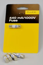 Fuse, Small DMM 44/100, Blue or Brown
