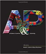 BIOL 241-242: Principles of A&P Hardbound (13th Edition) (USED)