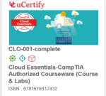 IT 250: uCertify Cloud Essentails-CompTIA Complete