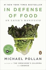 Used In Defense of Food: An eater's Manifesto (USED)