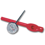 Thermometer Pocket w/Calibration Wrench