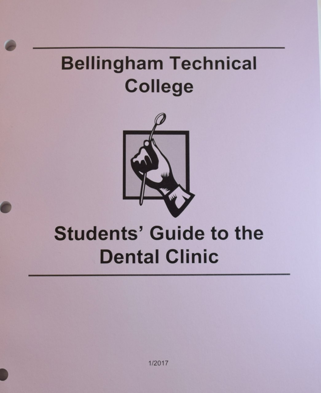 DHYG: Dental Hygiene | Campus Store | Bellingham Technical College