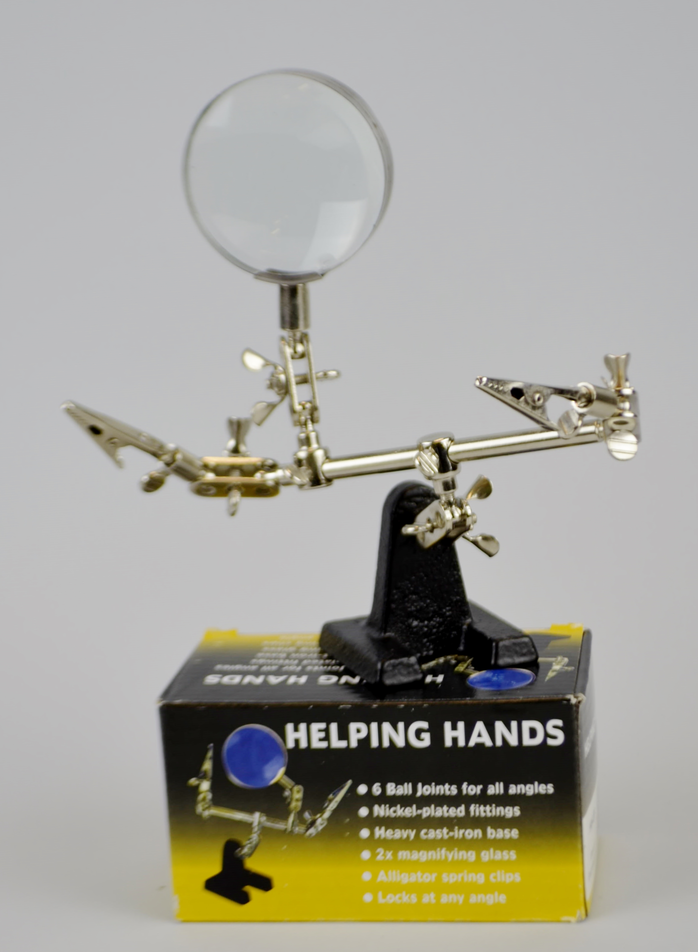Electronics Tech Kit Supply Campus Store Bellingham Technical Circuit Board Clamping Helping Hands W Magnifying Glass