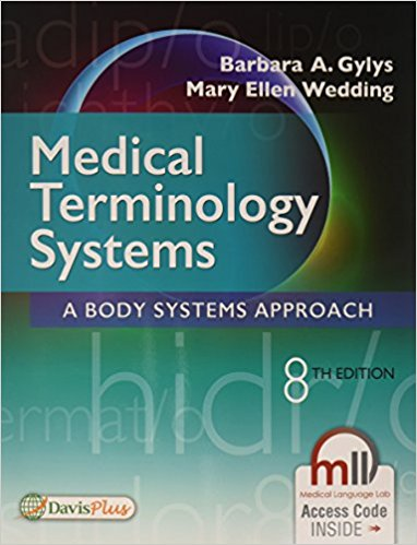 Ht health technologies campus store bellingham technical college ht 126 medical terminology a systems approach sciox Choice Image